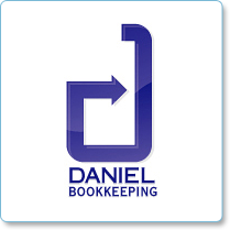 Daniel Bookkeeping Logo